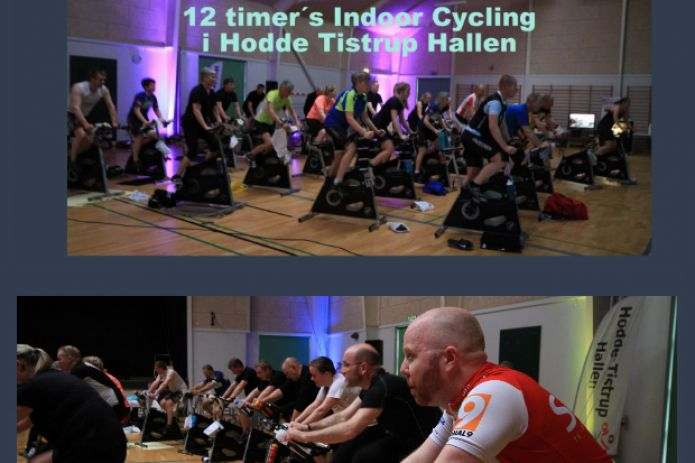 Indoor Cycling i Tistrup