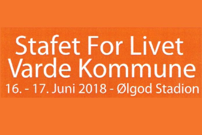 Stafet for livet 2018