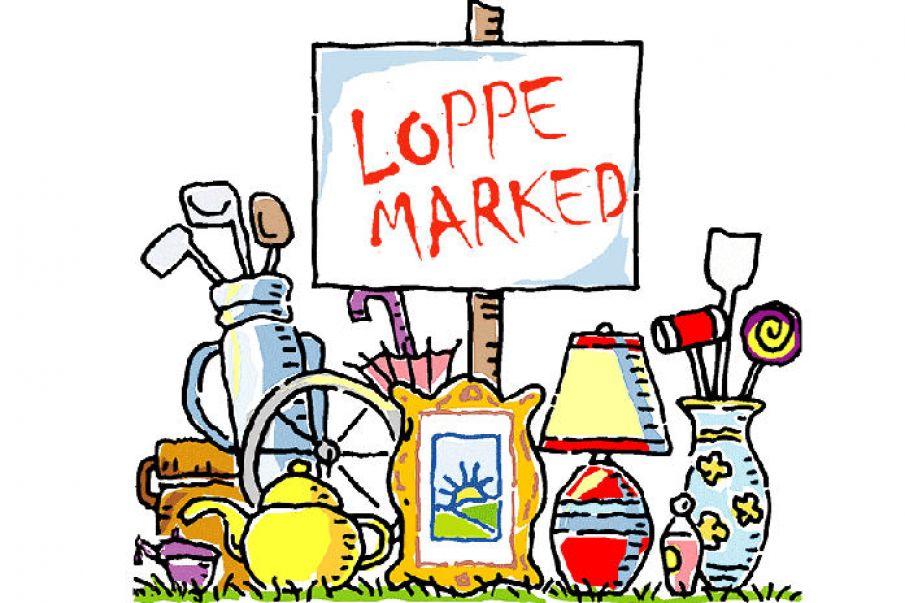 Spejder Loppemarked I Dag