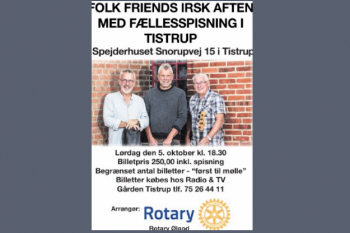 Folk Friends i Tistrup